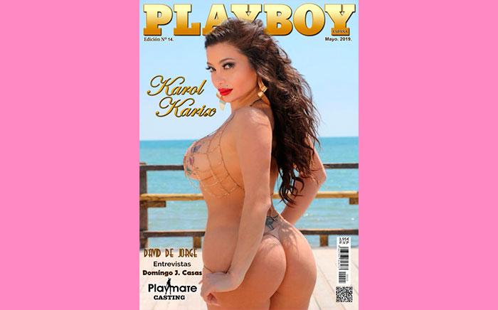 EDICIÓN 14 PLAYBOY ESPAÑA portada